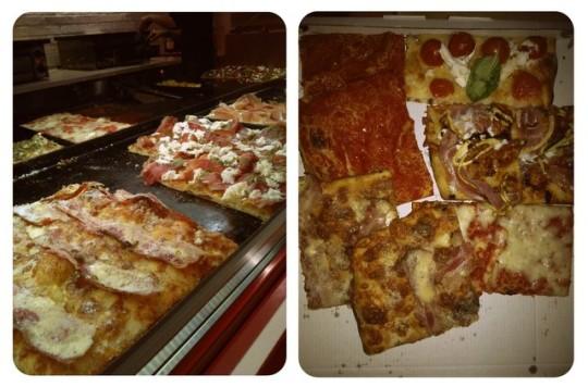 pizze roma