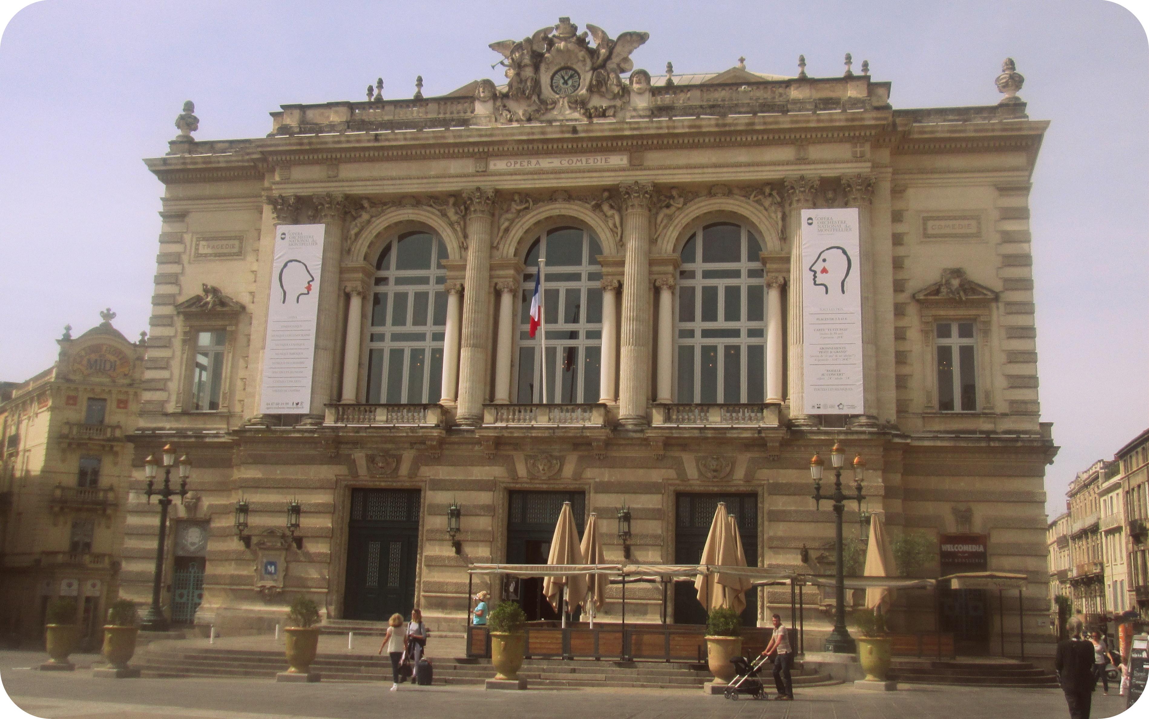 Vacances 2015 Montpellier