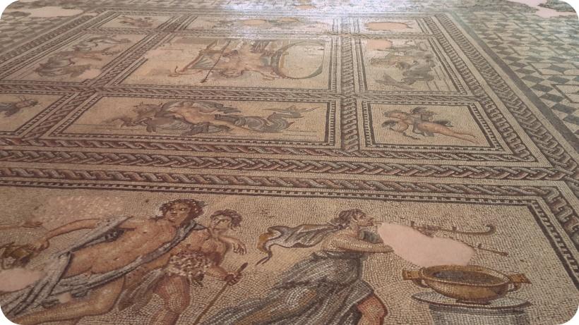 mosaico arles
